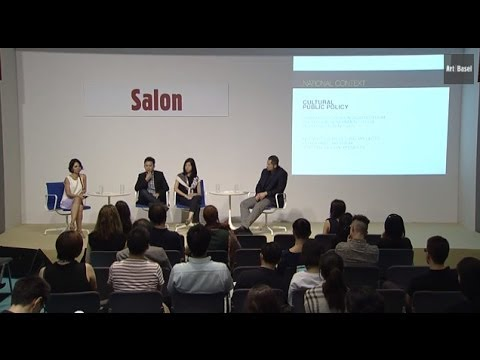Salon | Setting up a System: Contemporary Art Ecologies in Dynamic Economies