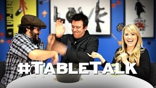 Table Talk: Racism, Stealing Sh*t, and The Future!