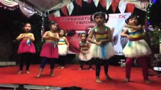 Zunea zunea kids dance zara chila cs