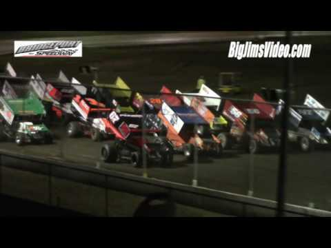 Bridgeport Speedway URC Highlights November 4-5, 2016