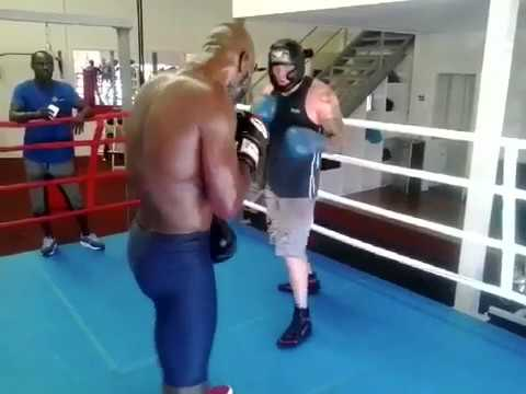 Sparring @ Kings Boxing Gym Perth