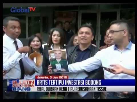 Waspada Investasi Bodong Sudah Ada Artis Yang Jadi Korban