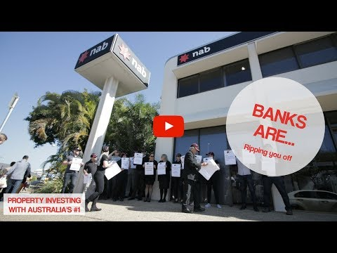 Banks Are.... - Episode 9 Property Investing With Australia's #1