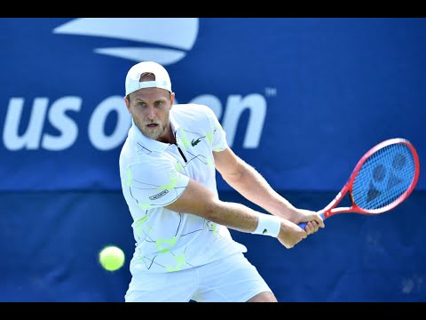 Denis Kudla vs. Janko Tipsarevic | US Open 2019 R1 Highlights