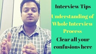 How to prepare for interviews | Interview tips | Understand whole interview process |Clear confusion