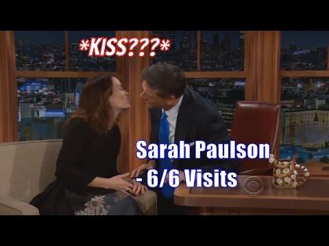 Sarah Paulson - Has An Aura Of Seduction & Goof - 6/6 Appearances In Chron. Order [HD]