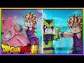 Minecraft: DRAGONBALL ALTERNATIVE - E SE GOHAN VIRASSE SUPER SAIYAJIN CONTRA RADITZ !!! #4