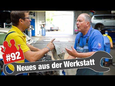 Mega-Taumelschlag bei Volvo-Bremse   Pendelstützendefekt am Audi   Günstige Getrieberaparatur