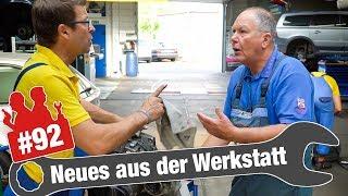 Mega-Taumelschlag bei Volvo-Bremse | Pendelstützendefekt am Audi | Günstige Getrieberaparatur