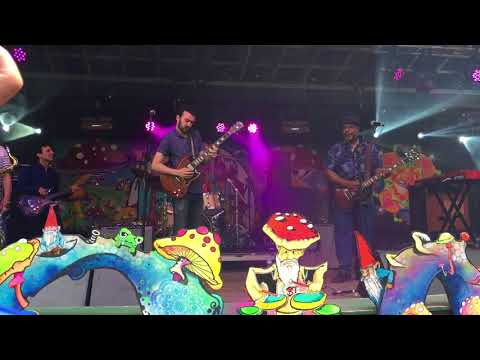 Ben Sparaco Sits in with Jaimoe's Jasssz Band - Wanee Music Festival 2018