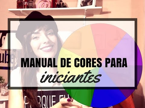 Manual das cores para iniciantes
