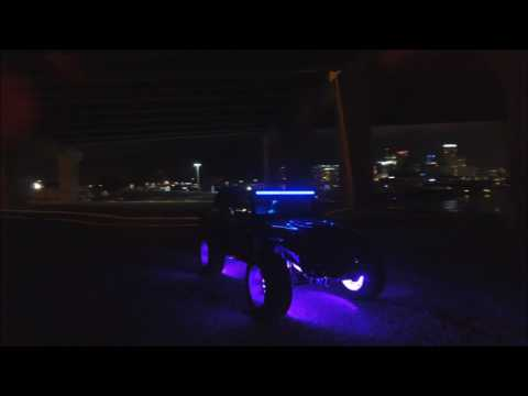 Prismatic Series RGB LED Light Bar | Inspired Engineering