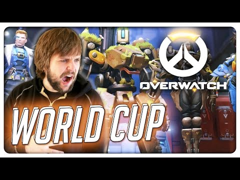 WORLD CUP! - Overwatch Competitive