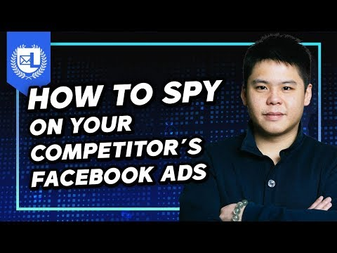 Facebook Ads Tutorial 2019 | How To Spy & Steal Your Competitor's Facebook Ads For FREE thumbnail