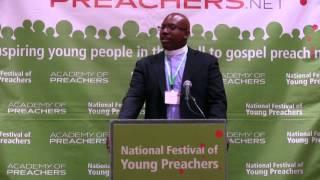 Craig Robinson, 2014 National Festival of Young Preachers Copy
