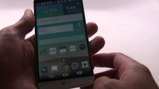 LG G3: How to Take a Screenshot