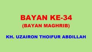 034 Bayan KH Uzairon TA Download Video Youtube|mp3