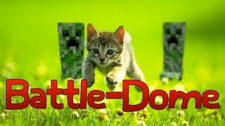 Minecraft: Battle-Dome! Just Battle-Dome, No Gimmicks.