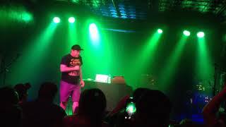 "MC Chris ""Pizza Butt"" at 123 Pleasant Street in Morgantown,West Virginia on 6/28/19"