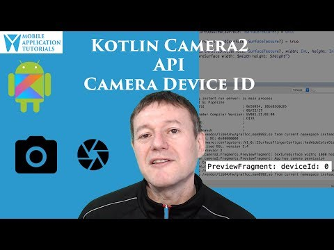 Kotlin Android Camera2 API Device Id