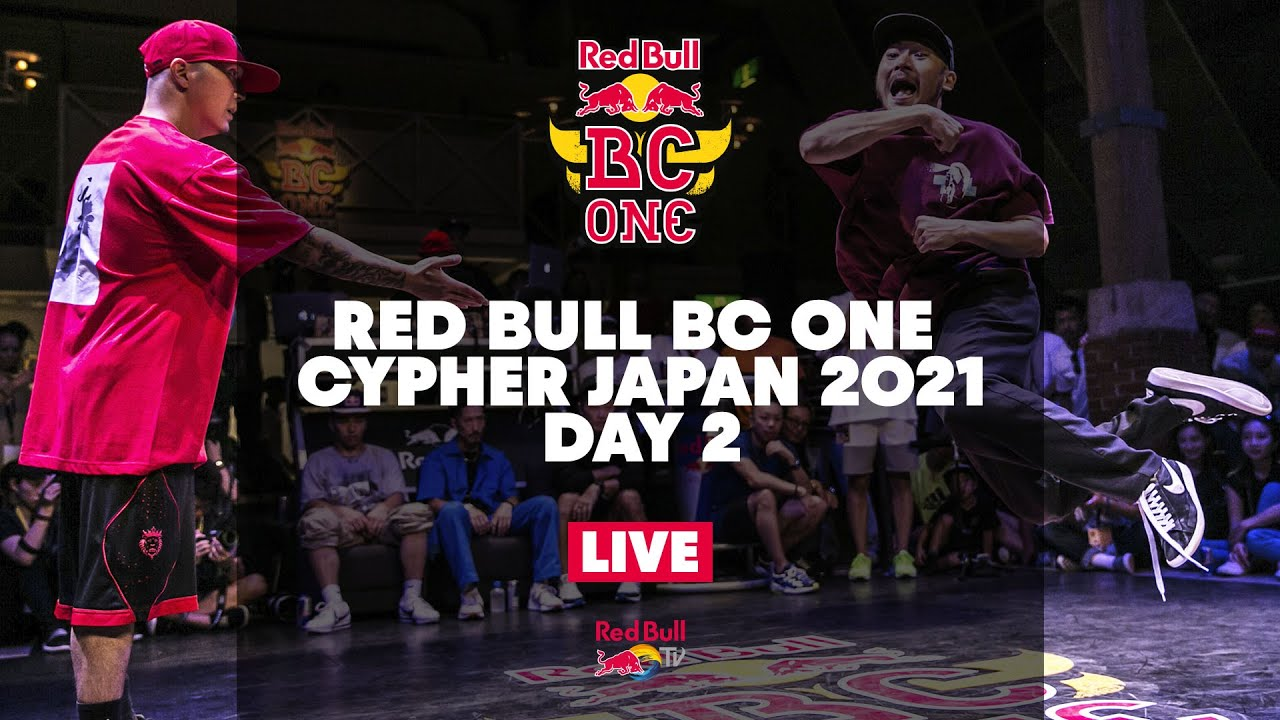 Download Red Bull BC One B-Boy Cypher Japan 2021   LIVESTREAM
