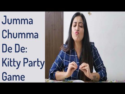 Jumma Chumma De De- Kitty Party Game For Ladies