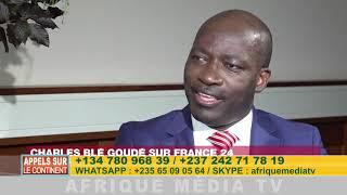 APPEL SUR LE CONTINENT DU 05 06 2019 BLE GOUDE AMBITIONNÉ DE GÉRER UN JOUR SON PAYS.