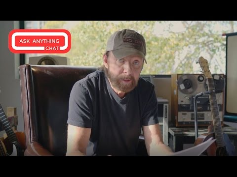 Ronnie Dunn Ask Anything Chat w/ Cody Alan & CMT (Full Version)