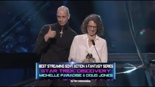 Chris Villain presents Best Streaming SciFi/Action/Fantasy Series | 45th #SaturnAwards