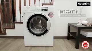Узкая стиральная машина Hotpoint-Ariston RST 702 ST S