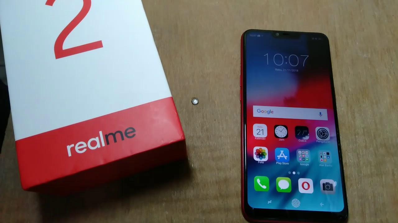 100% Work  Berhasil | Realme 2 Rasa iPhone X