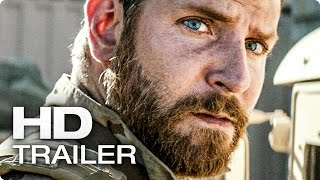 AMERICAN SNIPER Trailer 2 German Deutsch (2015)