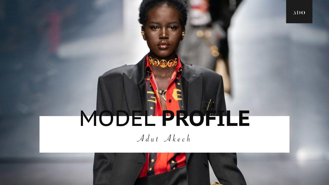 Adut Akech | Model Profile