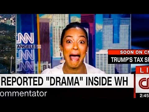 Hilarious: CNN Commentator Laughs At Omarosa Being Fired From White House