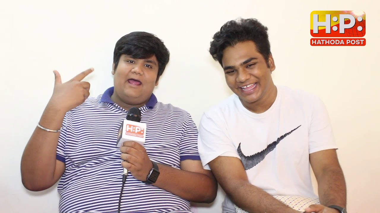 "Download An exclusive interview with GOOLI ""KUSH Shah n samay shah"" of taarak mehta ka ooltha chashma"