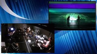Under Attack - Mamma Mia! (Allure of the Seas 2015)