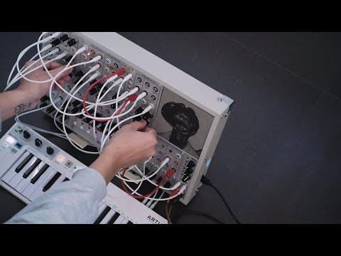 Serge Modular Arpeggio Improv - Modular Notes Vol.2 14 - Serge, NTO, VCFQ, DUSG, KeyStep - 模塊兒筆記