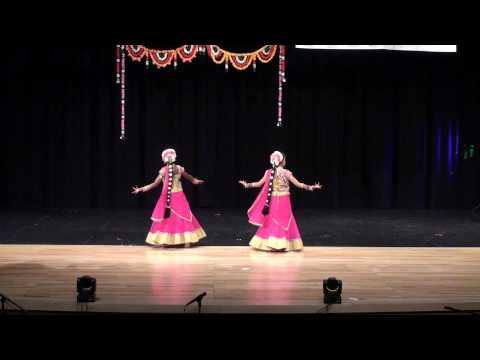 Krishna Dance at TAC - Diwali 2014 event