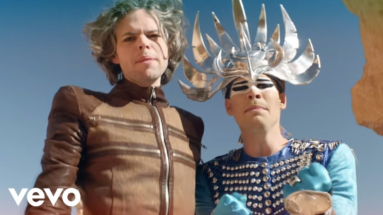 Empire Of The Sun - Alive (Official Video)