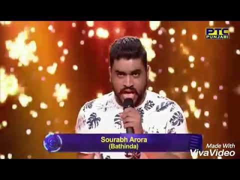 Sourabh Arora | Jeona Morh | Voice Of Punjab 8