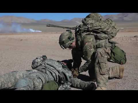 25ID Soldiers Conduct Combat Exercise