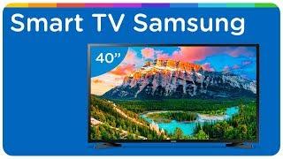"Smart TV LED 40"" Samsung J5290"