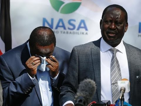 NASA SUMMIT MEETING: Raila Odinga to skip meeting with ...