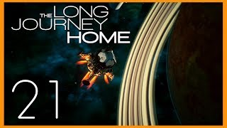 The Long Journey Home - Заправка у белого карлика [#21]