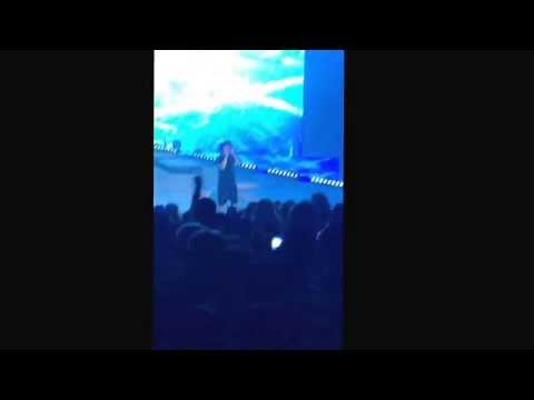 J Cole St.Tropez performance in Fayetteville NC @ 2014 forest hills drive tour