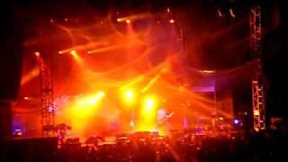 Staind - MUDSHOVEL     LIVE 2009 @ THe TOLEDO ZOO