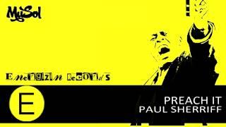 Paul Sherriff - Preach It (Original Mix)