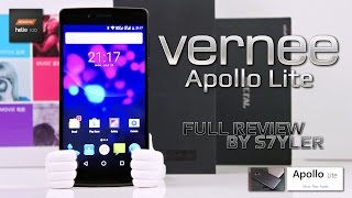 Vernee Apollo Lite (Full Review) 5.5 Inch, Helio X20, 4GB RAM - PART2-2 // by s7yler
