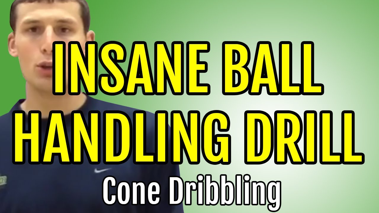 3 Great Basketball Drills To Improve Ball Handling - YouTube  |Better Ball Handling Drills