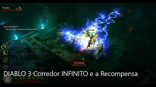 Download Video DIABLO 3 Corredor INFINITO e a Recompensa MP3 3GP MP4